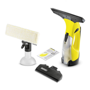 Kärcher WV 5 Premium electric window cleaner 0.1 L Black, Yellow