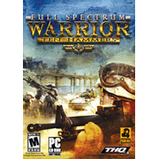 THQ Full Spectrum Warrior: Ten Hammers, PC Basic English