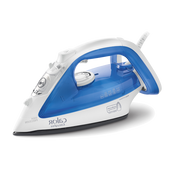 Calor FV3920 iron Dry & Steam iron Durilium soleplate 2300 W Blue, White