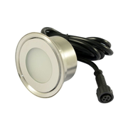 Synergy 21 S21-LED-L00032 outdoor lighting Outdoor floor lighting 0.7 W Silver