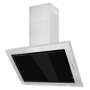 Exquisit KFD910-6G Wall-mounted Black, Stainless steel 700 m³/h C