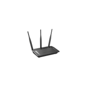 D-Link DIR-809 wireless router Fast Ethernet Dual-band (2.4 GHz / 5 GHz) Black