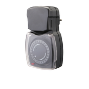Chacon 54008 electrical timer Black Daily timer