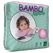 Bambo Nature XL Boy/Girl 6 22 pc(s)