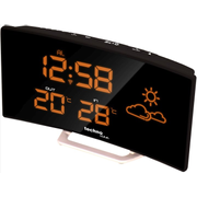 Technoline WS 6832 digital weather station Black, Silver