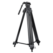 Walimex pro Video Cineast I tripod Digital/film cameras 3 leg(s) Black