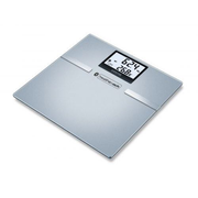 Sanitas SBF 70 Square Silver Electronic personal scale