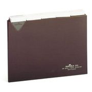 Durable 3141 index card Brown 25 pc(s)