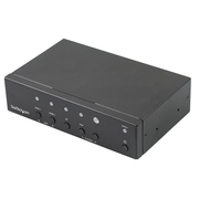 StarTech.com Multi-Input to HDMI Automatic Switch and Converter - 4K