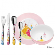 WMF 12.8240.9964 toddler cutlery Toddler cutlery set Multicolour Porcelain, Stainless steel
