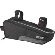 ABUS Basico ST 5200 Saddle Bicycle bag 1.2 L Velcro Black