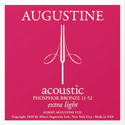 Albert Augustine Acoustic Extra Light 6 pc(s) Guitar