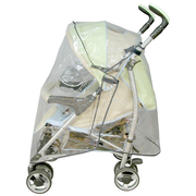 Tex 104594823 Kinderwagen-Regenschutz Transparent