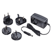 Lindy 73832 power adapter/inverter 15 W Black