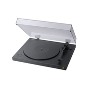 Sony PSHX500 audio turntable Belt-drive audio turntable Black