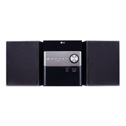 LG CM1560 home audio system Home audio micro system 10 W Black