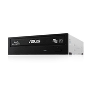 ASUS BC-12D2HT, Black, Tray, Vertical/Horizontal, Desktop, Blu-Ray DVD Combo, Serial ATA