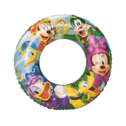 Bestway Disney - Mickey Mouse Clubhouse Inflatable Swim Ring 56cm