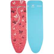LEIFHEIT Perfect Steam Air Board Express L Ironing board padded top cover Blue, Red