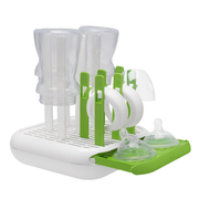 Chicco 00065357300200 feeding bottle drainer Green, White