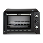 Moulinex Optimo 33 L 1600 W Black Grill