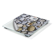 Soehnle Mix & Match Stones Rectangle Green, Grey, White Electronic personal scale