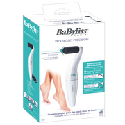 BaByliss H700E foot care appliance White
