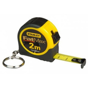 Stanley FMHT0-33856 tape measure 2 m Acrylonitrile butadiene styrene (ABS) Black, Yellow