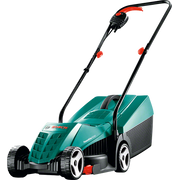 Bosch ARM 32 Push lawn mower AC Black, Green