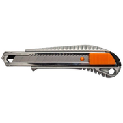 Fiskars 1004617 utility knife Orange, Stainless steel Snap-off blade knife