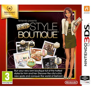 Nintendo New Style Boutique, 3DS Basic English Nintendo 3DS