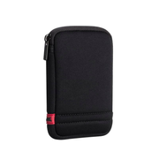 Rivacase 5101 Sleeve case Jersey Black, Red