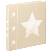 Hama Skies photo album Beige 60 sheets 10 x 15