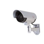 LogiLink SC0204 dummy security camera Silver Bullet
