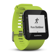 Garmin Forerunner 35 sport watch Bluetooth 128 x 128 pixels Black, Green