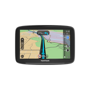 "TomTom Start 62 navigator Handheld/Fixed 15.2 cm (6"") Touchscreen 280 g Black"