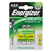 Energizer Power Plus AAA Wiederaufladbarer Akku Nickel-Metallhydrid (NiMH)