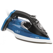Calor FV9710C0 iron Dry & Steam iron Durilium soleplate 2800 W Black, Blue
