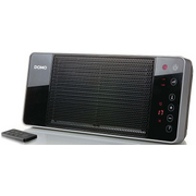 Domo DO7341H electric space heater Indoor Black 2000 W Fan electric space heater