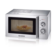 Severin ME 7869 microwave Countertop Grill microwave 22 L 900 W Stainless steel