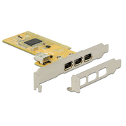 DeLOCK 89443 interface cards/adapter Internal IEEE 1394/Firewire