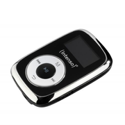 Intenso Music Mover MP3 player 8 GB Black