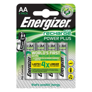 Energizer Accu Recharge Power Plus 2000 AA BP4 Wiederaufladbarer Akku Nickel-Metallhydrid (NiMH)
