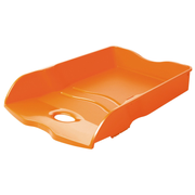 HAN Loop Plastic, Polystyrene Orange