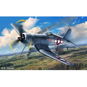 Revell Vought F4U-1D CORSAIR 1:72 Assembly kit Fixed-wing aircraft