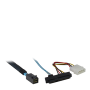 Inter-Tech 0.5m SFF 8643/4xSFF 8482+SATA