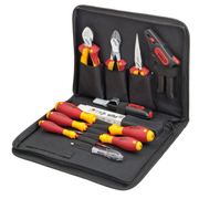 Wiha 36389 mechanics tool set 12 tools