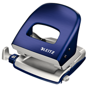 Leitz NeXXt 5006 hole punch 30 sheets Blue, Silver