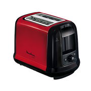 Moulinex Subito 2 slice(s) 850 W Black, Red