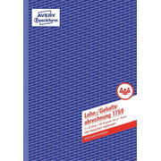 Avery 1759 accounting form/book A4 40 pages
